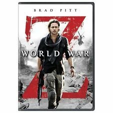 World War Z, Good DVD, Daniella Kertesz, Mireille Enos, Brad Pitt, Marc Forster