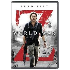 WORLD WAR Z (DVD, 2013) - NEW SEALED DVD