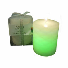 LED Candle Color Changing Mood Party Decor Flame Movement Effect Wedding