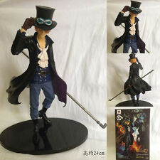 One Piece Sabo Anime Manga Figuren Set H:24cm Neu