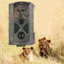 HC-500A 12MP Waterproof Hunting Trail Scouting Camera Infrared Night Vision