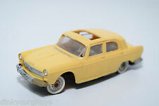 NOREV PLASTIC 51 PEUGEOT 404 LIGHT YELLOW EXCELLENT CONDITION