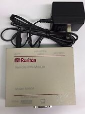 Raritan URKVM PS/2DEVICE REMOTE KVM Module with Power Supply