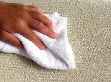 240 COTTON TERRY CLOTH CLEANING TOWELS SHOP RAGS 12X12