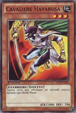 Cavaliere Hayabusa YU-GI-OH! LCJW-IT026 Ita COMMON 1 Ed.