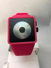"Unisex Watch Nixon ""Newton"" Pink - Analogue, Rubber"