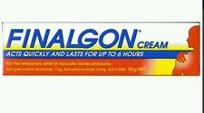 3× Finalgon Muscle And Pain Relief Cream Cream 50g