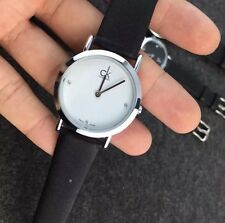 Calvin Klein Wrist Watch For Women White Dial