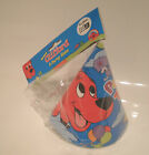 CLIFFORD THE RED DOG PACK OF 8 HATS PARTY SUPPLIES