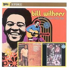 Just as I Am/Still Bill by Bill Withers *New CD*