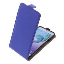 étui pour Samsung Galaxy A3 (2016) FlipStyle etui cellulaire coquille Flip Bleu