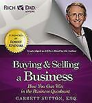 Rich Dad's Advisors: Buying and Selling a Business: BRAND NEW 5CD Audio Book