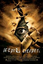"JEEPERS CREEPERS Movie Poster [Licensed-NEW-USA] 27x40"" Theater Size Justin Long"