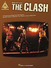Best of the Clash: TAB/Sheet Music/Lyric Songbook 1999 Paperback