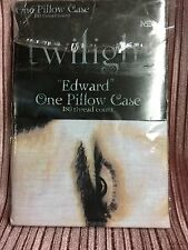 Twilight Edward Pillowcase NECA RARE FIND!