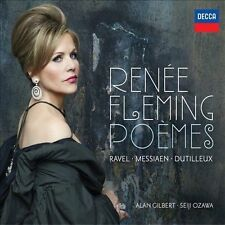 Poemes by Renee Fleming (CD, Mar-2012, Decca)