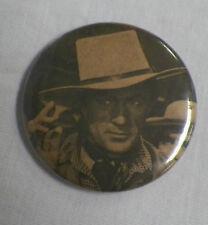 Old Vintage Pocket Mirror Gary Cooper Movie Star Cowboy