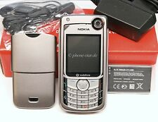 NOKIA 6680 RM-36 PHONE MOBILE PHONE BLUETOOTH UMTS TRI-BAND CAMERA MP3 NEW