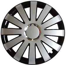 15'' Wheel trims for Mini ONE 4 x 15'' SILVER/BLACK