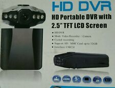 Portable HD Car DVR Driving CCTV Video Recorder Dashboard Monitor Camera Cam