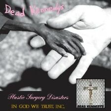 Plastic Surgery Disasters/In G - Dead Kennedys (2001, CD NEUF) Remastered