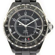 Authentic CHANEL H2012 J12 42mm GMT ceramic Automatic  #260-001-797-3212