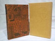 Robinson Crusoe - Daniel Defoe - 1st Folio Society Edition 1972