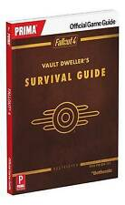 Fallout 4 Vault Dweller's Survival Guide: Prima Official Game Guide by David Hod