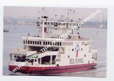 mp42 - Red Funnel Ferry - Red Eagle - photo