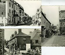 3 Photo Postcards Vintage Shots of Rye, East Sussex Ireland Ex. Cond. 1940's ?