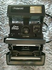 Polaroid One Step 600 Instant Film Camera - Tested & Works