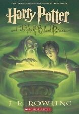 Harry Potter and The Half Blood Prince Book 6 (Paperback) - JK Rowling 2005