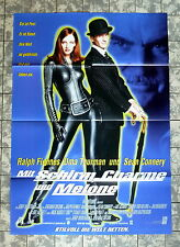 MIT SCHIRM CHARME UND MELONE / Avengers * A1-FILMPOSTER Ger 1-Sheet ´98 CONNERY