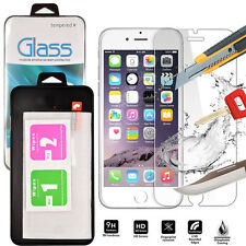 Genuine Tempered Glass Shockproof Screen Protector For Apple Iphone 5 5S 5E / 5C