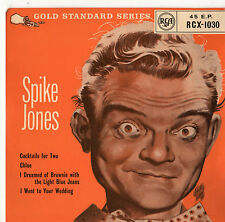 "Spike Jones - No. 1 - 7"" Ep 1959"