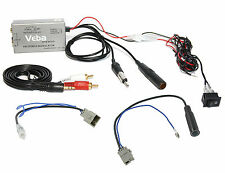 Veba Wired FM Modulator for Honda CR-V iPod iPhone MP3 AUX adapter HTC Android