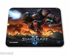 SteelSeries Gaming Surface QcK Mousepad StarCraft II Marauder Edition