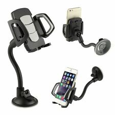 Universal Car Windshield Mount Holder Cradle Stand Bracket For Mobile Cell Phone