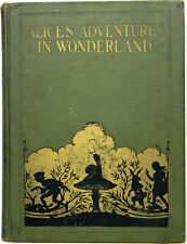 ALICE IN WONDERLAND Alice's GWYNEDD HUDSON Adventures Fairy Tales LEWIS CARROLL