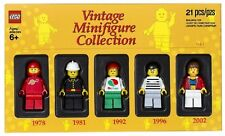 LEGO 5000437 Vintage Minifigure Collection Vol. 1 - 2012 Edition Yellow
