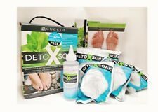 CUCCIO Naturale DETOXSOAK Kit with 8 DETOXSOAK Packets + Serum massage