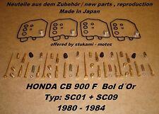 Honda CB 900_F_SC01_+_SC09_Bol d´Or_Vergaser_-_Rep-Sets_carburator repair kit