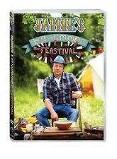 A7 BRAND NEW SEALED Jamie's Big Summer Feastival (DVD, 2013)