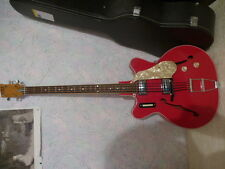 Egmond Rosetti Bass 8 e-Bass guitarra bass-guitar 1961