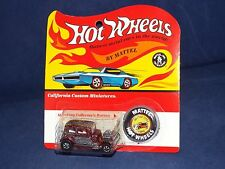 Hot Wheels 1998 30th Anniversary Replica Series Year 1969 '32 Ford Vicky Red