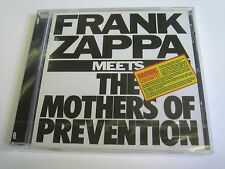 FRANK ZAPPA - MEETS THE MOTHERS OF PREVENTION - NEU + ORIGINAL VERPACKT!