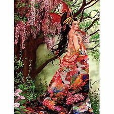 SILK by Nene Thomas - Ceaco 750 piece Fantasy puzzle - NEW