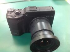 Ricoh GXR 10MP Digital Camera plus Extras-Good Condition