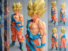 Dragon Ball Z DBZ Super Master Stars Piece SMSP Son Gokou The Brush A goku 34cm