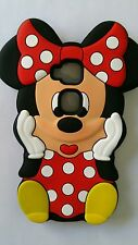 ES- PHONECASEONLINE FUNDA SILICONA S MINNIE RED PARA HUAWEI ASCEND G8/G7 PLUS